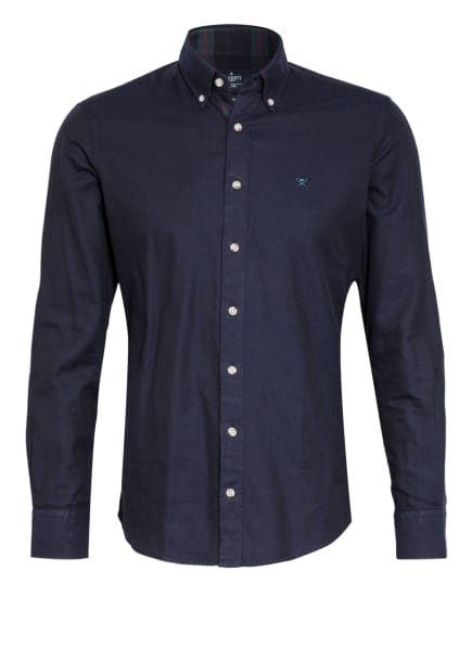 HACKETT LONDON Hemd Slim Fit , Farbe: DUNKELBLAU (Bild 1)