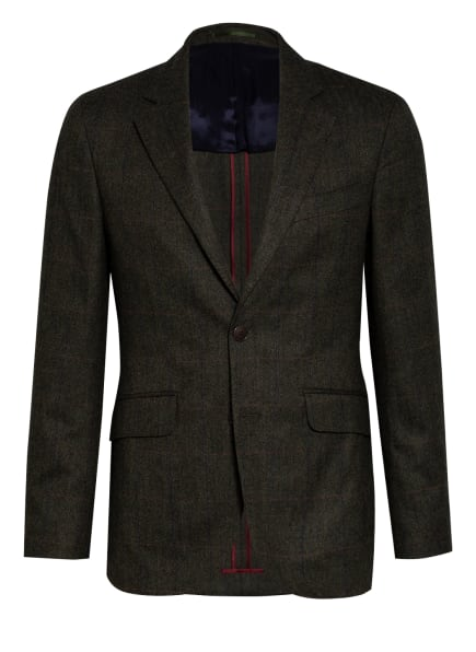 HACKETT LONDON Sakko Extra Slim Fit, Farbe: DUNKELGRÜN (Bild 1)