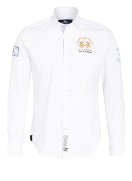 LA MARTINA Oxfordhemd Slim Fit , Farbe: WEISS (Bild 1)
