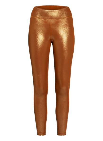 Nike 7/8-Tights ONE ICON CLASH, Farbe: GOLD/ DUNKELORANGE (Bild 1)