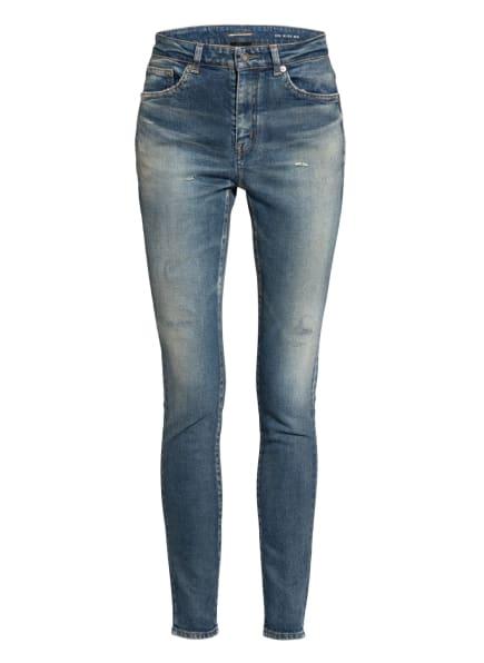 SAINT LAURENT Skinny Jeans, Farbe: 4984 SANDY WINTER BLUE (Bild 1)