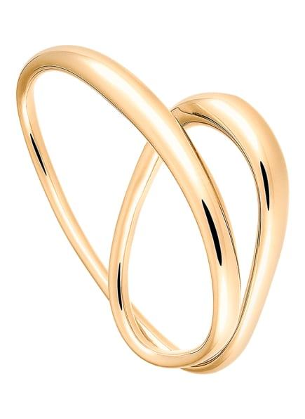 Charlotte CHESNAIS Ring HEART , Farbe: GOLD (Bild 1)
