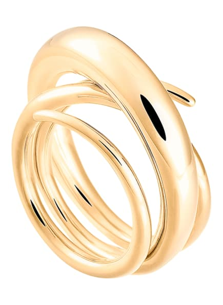Charlotte CHESNAIS Ring HURLY BURLY, Farbe: GOLD (Bild 1)