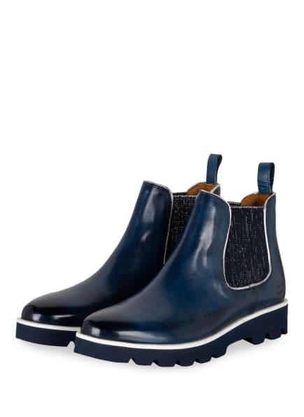 MELVIN & HAMILTON Chelsea-Boots SELINA, Farbe: DUNKELBLAU (Bild 1)
