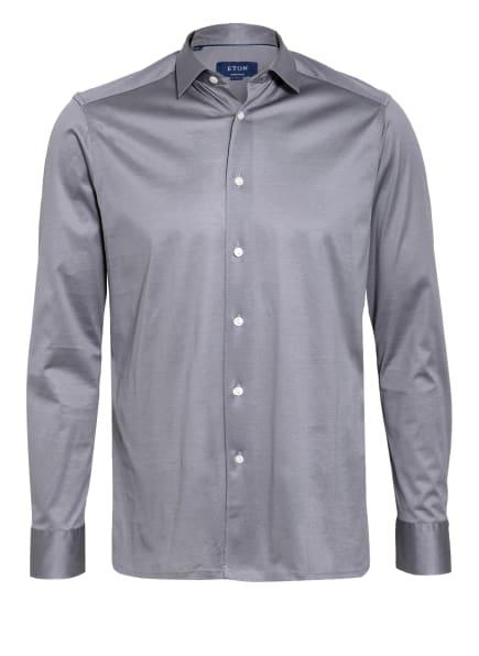 ETON Jerseyhemd Regular Fit, Farbe: GRAU (Bild 1)