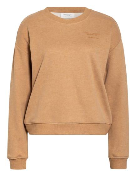 Marc O'Polo DENIM Sweatshirt, Farbe: CAMEL (Bild 1)