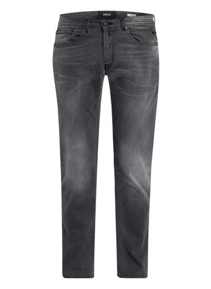 REPLAY Jeans GROVER Straight Fit , Farbe: 096 MEDIUM GREY (Bild 1)