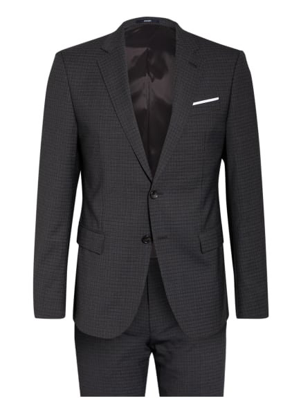 JOOP! Anzug HERBY Slim Fit, Farbe: 030 Medium Grey                030 (Bild 1)