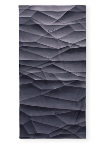 P.A.C. Multifunktionstuch OCEAN UPCYCLING, Farbe: DUNKELGRAU/ GRAU/ HELLGRAU (Bild 1)