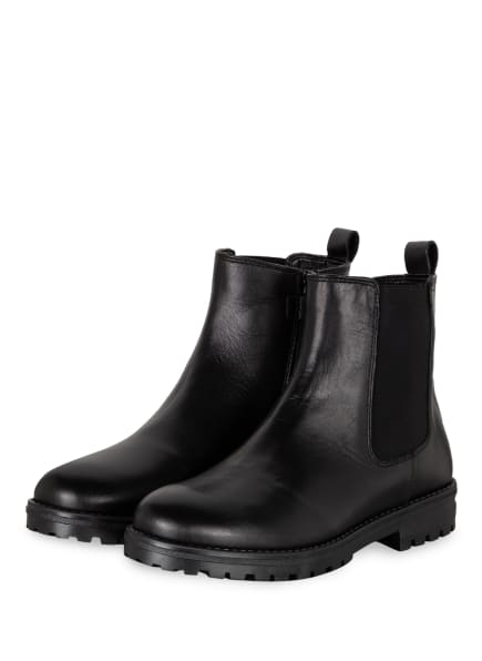 TOMMY HILFIGER Chelsea-Boots, Farbe: SCHWARZ (Bild 1)