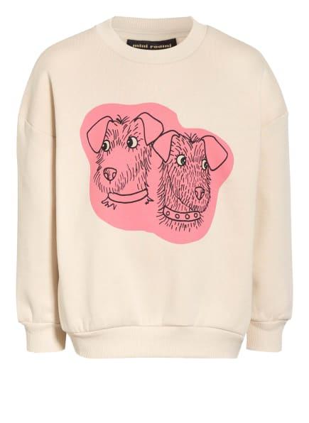 mini rodini Sweatshirt , Farbe: CREME/ PINK (Bild 1)