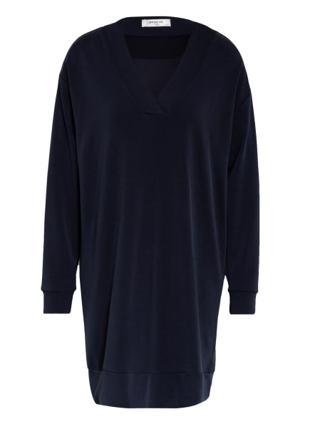 MOSS COPENHAGEN Jerseykleid MERLA, Farbe: DUNKELBLAU (Bild 1)
