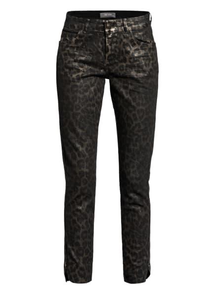 MOS MOSH Skinny Jeans SUMMER, Farbe: 912 GOLD (Bild 1)