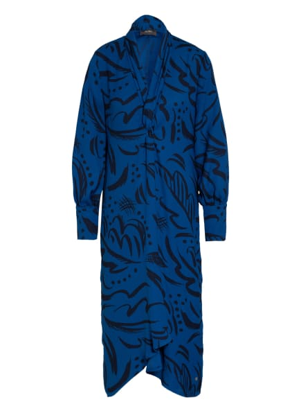 MOS MOSH Kleid CALLIE TORY, Farbe: BLAU/ SCHWARZ (Bild 1)