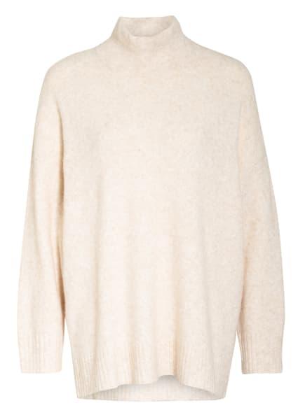 JUST FEMALE Oversized-Pullover, Farbe: CREME (Bild 1)