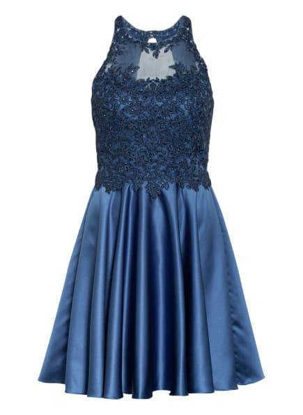 LAONA Kleid mit Spitzenbesatz, Farbe: PETROL (Bild 1)