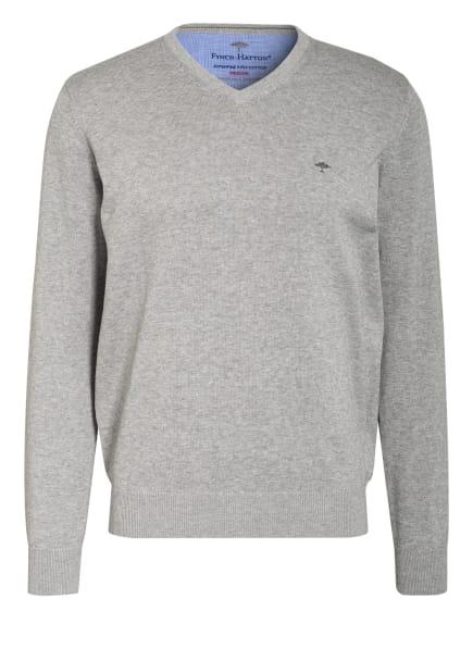 FYNCH-HATTON Pullover, Farbe: HELLGRAU (Bild 1)