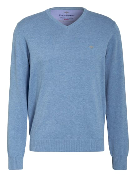FYNCH-HATTON Pullover, Farbe: HELLBLAU (Bild 1)
