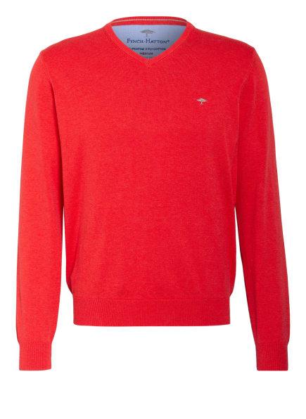 FYNCH-HATTON Pullover, Farbe: HELLROT (Bild 1)