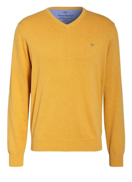FYNCH-HATTON Pullover, Farbe: GELB (Bild 1)