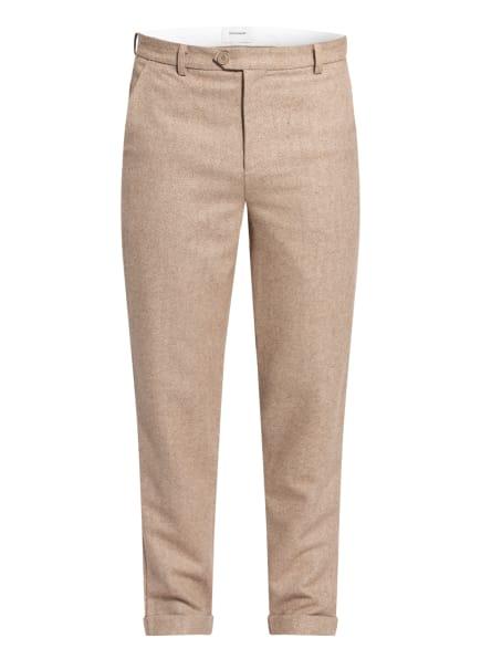 HOLZWEILER Hose RABO Extra Slim Fit , Farbe: CREME/ CAMEL (Bild 1)