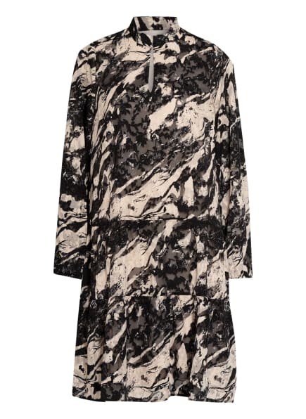 InWear Kleid GILLA, Farbe: SCHWARZ/ WEISS (Bild 1)