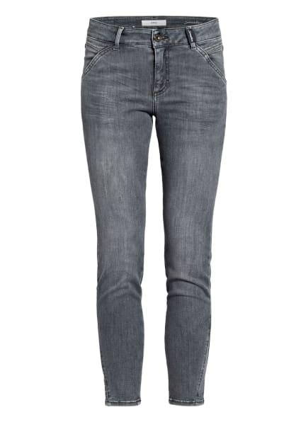 BRAX Skinny Jeans SHAKIRA mit Schmucksteinbesatz, Farbe: 05 USED GREY (Bild 1)