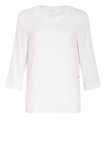 BOGNER Blusenshirt HANNA mit 3/4-Arm, Farbe: WEISS (Bild 1)