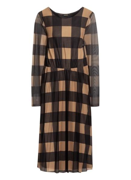 MORE & MORE Kleid, Farbe: SCHWARZ/ BEIGE (Bild 1)