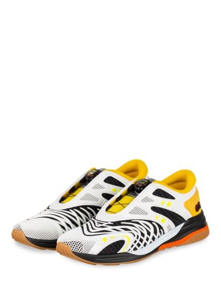 GUCCI Sneaker ULTRAPACE R, Farbe: 8760 G.W-N.Y-B-H-R (Bild 1)