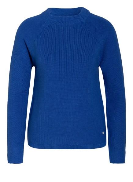BRAX Pullover LEA, Farbe: BLAU (Bild 1)