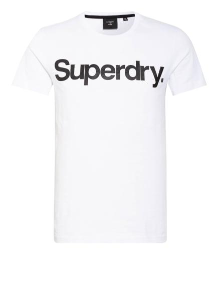 Superdry T-Shirt, Farbe: WEISS (Bild 1)
