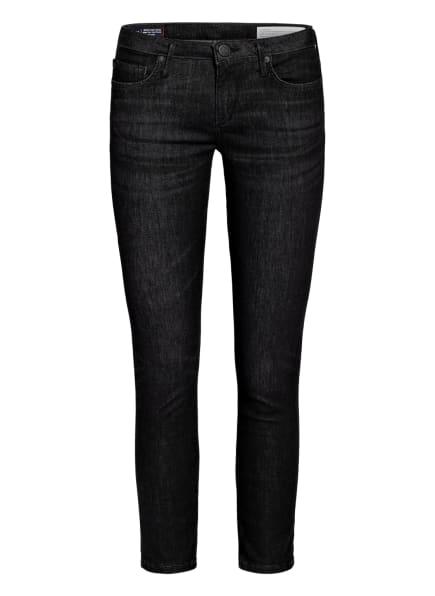 TRUE RELIGION Jeans CORA-HALLE, Farbe: BLACK DENIM BLACK DENIM (Bild 1)
