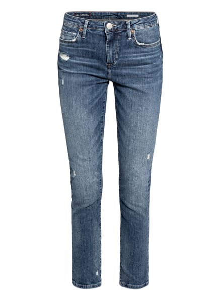 TRUE RELIGION Destroyed Jeans CORA, Farbe: BLUE  BLUE (Bild 1)