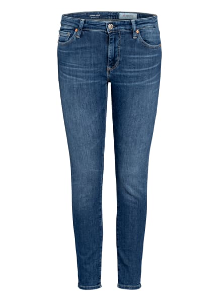 AG Jeans Skinny Jeans THE LEGGING ANKLE, Farbe: 18Y BLUE (Bild 1)