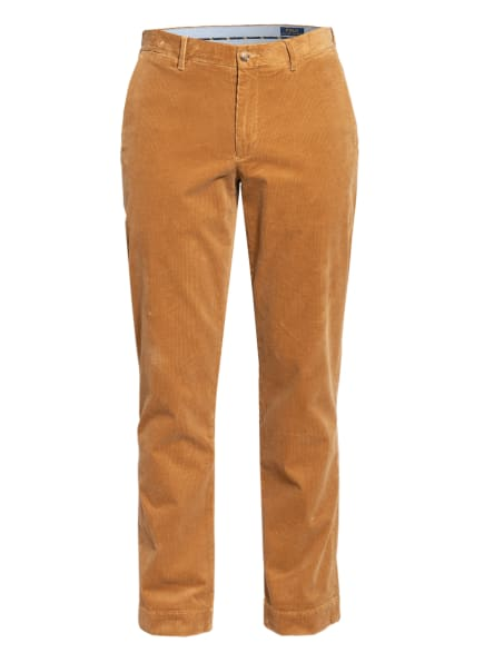 POLO RALPH LAUREN Cord-Chino Straight Fit, Farbe: CAMEL (Bild 1)