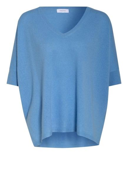 darling harbour Strickshirt aus Cashmere, Farbe: HELLBLAU (Bild 1)