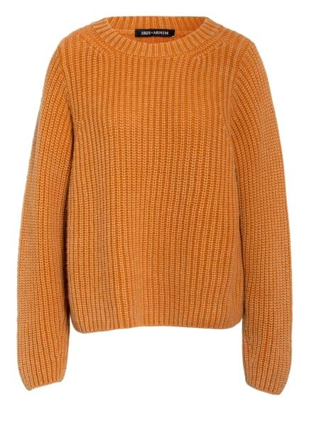IRIS von ARNIM Cashmere-Pullover ADELE, Farbe: DUNKELORANGE (Bild 1)