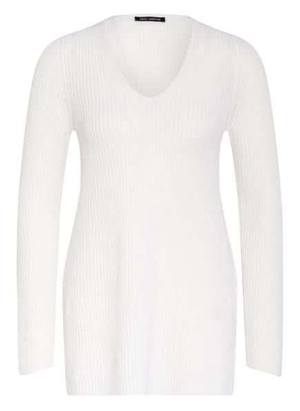 IRIS von ARNIM Cashmere-Pullover ABIONA, Farbe: WEISS (Bild 1)