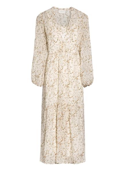 NEO NOIR Kleid MILES, Farbe: WEISS/ HELLBRAUN (Bild 1)