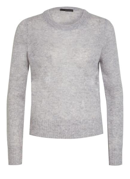 360CASHMERE Cashmere-Pullover XENA, Farbe: HELLGRAU (Bild 1)