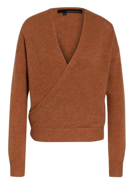 360CASHMERE Cashmere-Pullover CASSIAN, Farbe: HELLBRAUN (Bild 1)