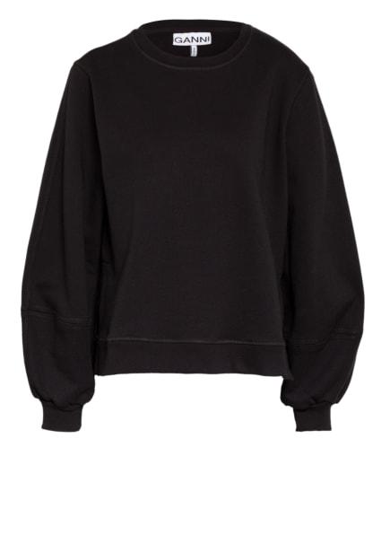GANNI Sweatshirt, Farbe: SCHWARZ (Bild 1)
