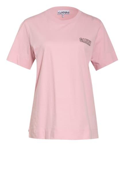 GANNI T-Shirt , Farbe: HELLROSA (Bild 1)