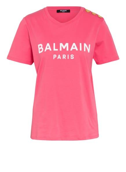 BALMAIN T-Shirt, Farbe: PINK (Bild 1)