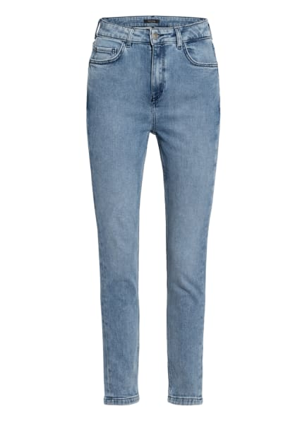 comma 7/8-Jeans, Farbe: 54Z4 blue stret (Bild 1)