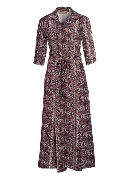 CARTOON Kleid, Farbe: SCHWARZ/ BRAUN/ CREME (Bild 1)