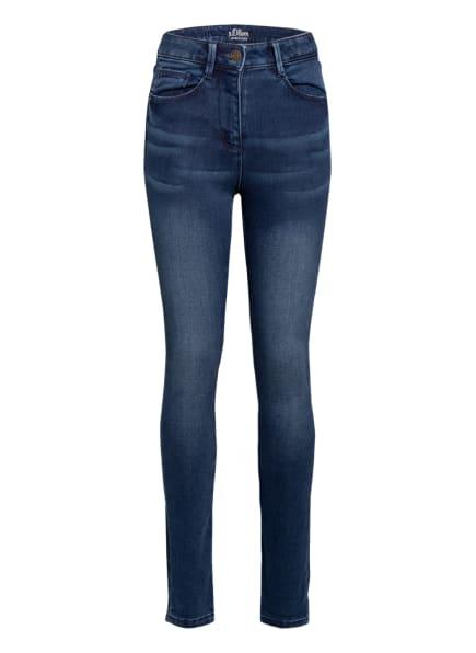 s.Oliver RED Jeans Slim Fit , Farbe: BLAU (Bild 1)