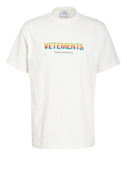 VETEMENTS T-Shirt, Farbe: ECRU (Bild 1)