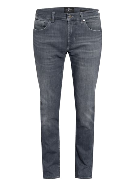 7 for all mankind Jeans SLIMMY Tapered Fit, Farbe: GREY (Bild 1)